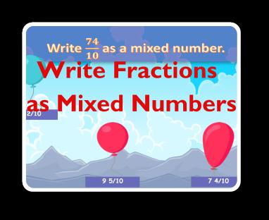 Fraction decimal conversion game thumbnail
