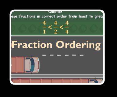 fraction ordering game thumbnail